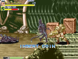 Screenshot Thumbnail / Media File 1 for Alien vs. Predator (USA 940520)