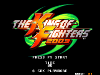 Screenshot Thumbnail / Media File 1 for The King of Fighters 2003 (Bootleg Set 1)