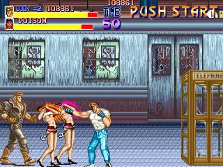 Screenshot Thumbnail / Media File 1 for Final Fight (World)