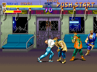 Screenshot Thumbnail / Media File 1 for Final Fight (World)