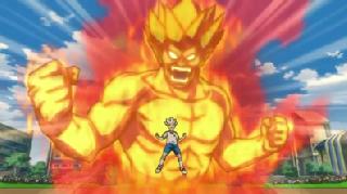 Screenshot Thumbnail / Media File 1 for Inazuma Eleven 3 - Sekai heno Chousen! The Ogre (J)