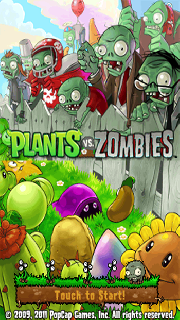 Screenshot Thumbnail / Media File 1 for Plants vs. Zombies (U)