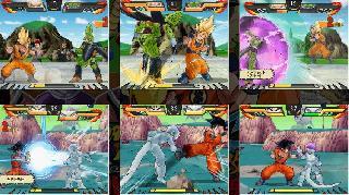 Screenshot Thumbnail / Media File 1 for Dragon Ball Kai - Ultimate Butouden (J)