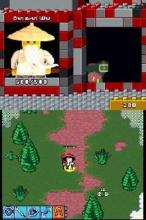 Screenshot Thumbnail / Media File 1 for LEGO Battles - Ninjago (U)