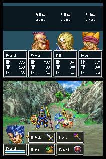 Screenshot Thumbnail / Media File 1 for Dragon Quest VI - Realms of Reverie (E)