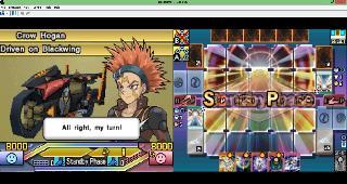 Screenshot Thumbnail / Media File 1 for Yu-Gi-Oh! 5D's World Championship 2011 - Over the Nexus (U)