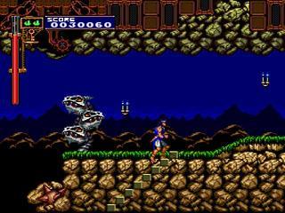 Screenshot Thumbnail / Media File 1 for Akumajou Dracula X - Chi no Rinne (NTSC-J)