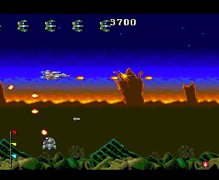 Screenshot Thumbnail / Media File 1 for Choujikuu Yousai Macross 2036 (NTSC-J)