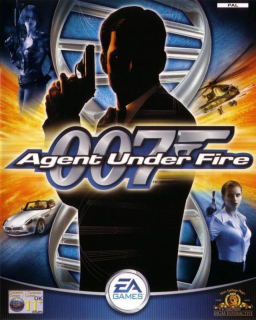 Screenshot Thumbnail / Media File 1 for 007 - Agent Under Fire (USA)