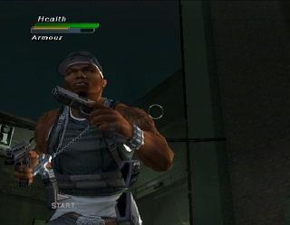 Screenshot Thumbnail / Media File 1 for 50 Cent - Bulletproof (USA)