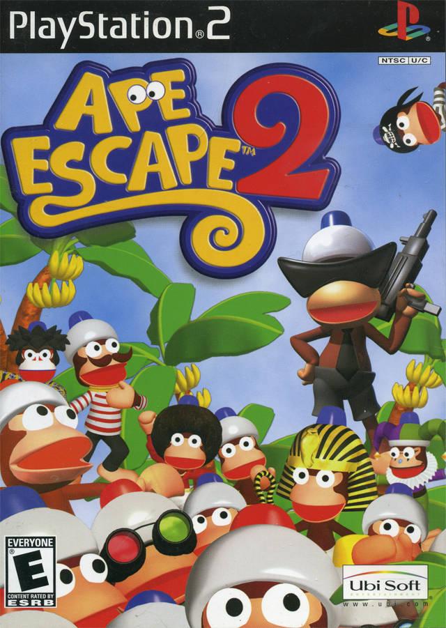 psp games ape escape  for pc