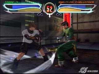 Screenshot Thumbnail / Media File 1 for Bloody Roar 4 (USA)