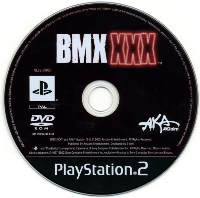 xxx ps2 bmx