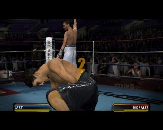 Screenshot Thumbnail / Media File 1 for Fight Night Round 3 (USA)