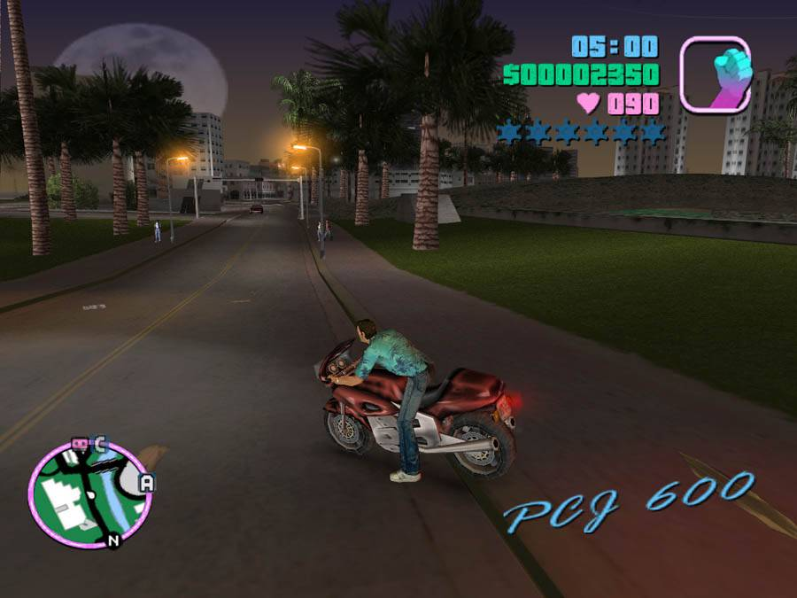 Grand Theft Auto - Vice City (USA) (v3.00) ISO