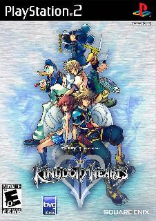 Screenshot Thumbnail / Media File 1 for Kingdom Hearts II (USA)