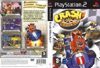 Screenshot Thumbnail / Media File 1 for Crash Nitro Kart (USA)
