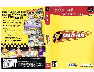 Screenshot Thumbnail / Media File 1 for Crazy Taxi (USA)