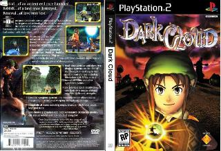 Screenshot Thumbnail / Media File 1 for Dark Cloud (USA)