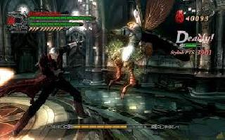 Screenshot Thumbnail / Media File 1 for Devil May Cry 2 (USA) (Disc 1) (Dante Disc)