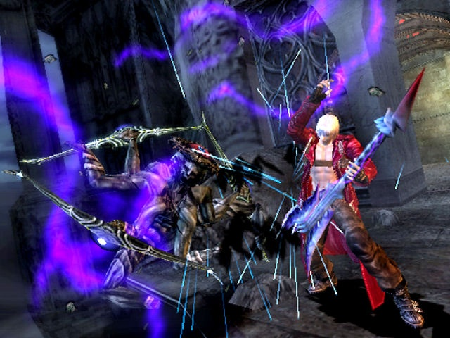 Game Trainers: Devil May Cry 3 Special Edition v1.3.0 (+11 ...