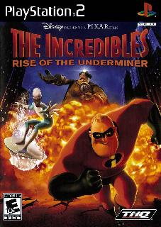 Screenshot Thumbnail / Media File 1 for Disney-Pixar The Incredibles - Rise of the Underminer (USA)