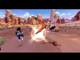 Screenshot Thumbnail / Media File 1 for DragonBall Z - Sagas (USA)