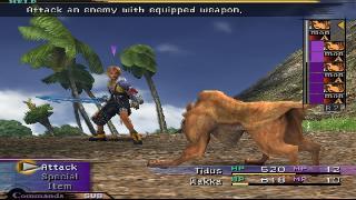 Screenshot Thumbnail / Media File 7 for Final Fantasy X (USA)