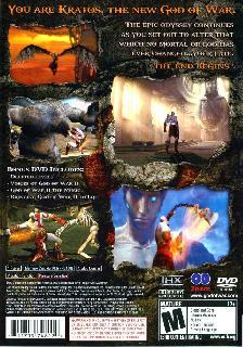 Screenshot Thumbnail / Media File 1 for God of War II (USA)