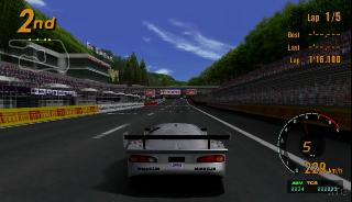 Screenshot Thumbnail / Media File 1 for Gran Turismo 3 - A-spec (USA) (v1.00)
