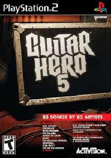 Screenshot Thumbnail / Media File 1 for Guitar Hero 5 (USA) (En,Fr)