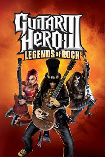 Screenshot Thumbnail / Media File 1 for Guitar Hero III - Legends of Rock (USA)