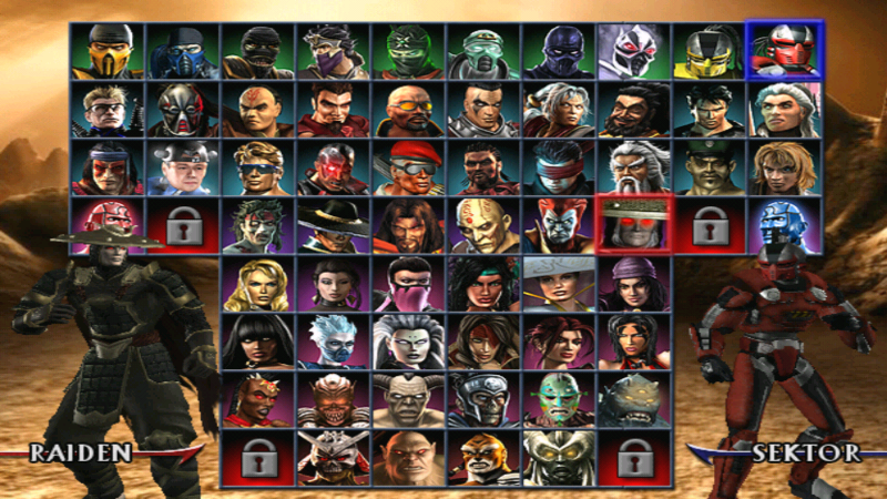 mortal kombat trilogy pc  win7