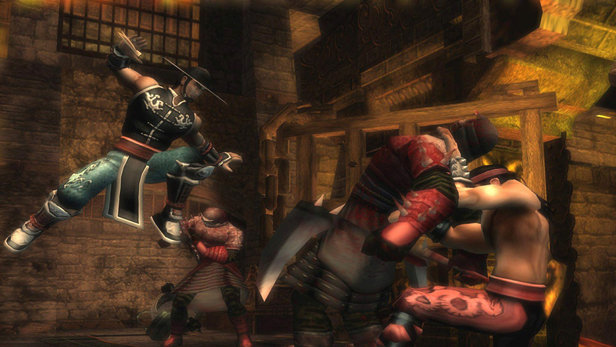 Mortal Kombat Unchained Download v USA .iso PPSSPP Best Settings