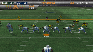 Screenshot Thumbnail / Media File 1 for Madden NFL 08 (USA)