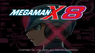 Screenshot Thumbnail / Media File 1 for Mega Man X8 (USA)
