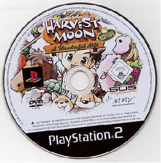 Screenshot Thumbnail / Media File 1 for Harvest Moon - A Wonderful Life - Special Edition (USA)