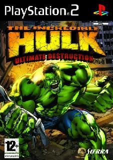 Screenshot Thumbnail / Media File 1 for Incredible Hulk, The - Ultimate Destruction (USA)
