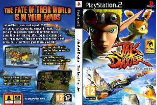 Screenshot Thumbnail / Media File 1 for Jak and Daxter - The Lost Frontier (USA) (En,Fr,Es)