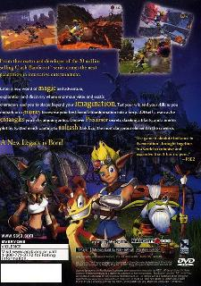 Screenshot Thumbnail / Media File 1 for Jak and Daxter - The Precursor Legacy (USA) (En,Fr,De,Es,It)