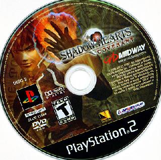 Screenshot Thumbnail / Media File 1 for Shadow Hearts - Covenant (USA) (Disc 2)