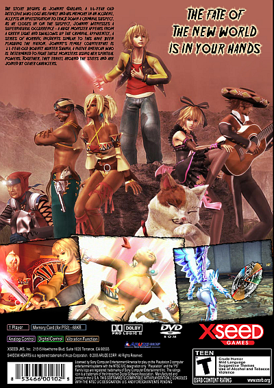 Shadow Hearts From The New World 1 For Shadow Hearts From