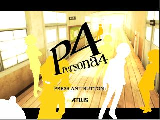 Screenshot Thumbnail / Media File 1 for Shin Megami Tensei - Persona 4 (USA)
