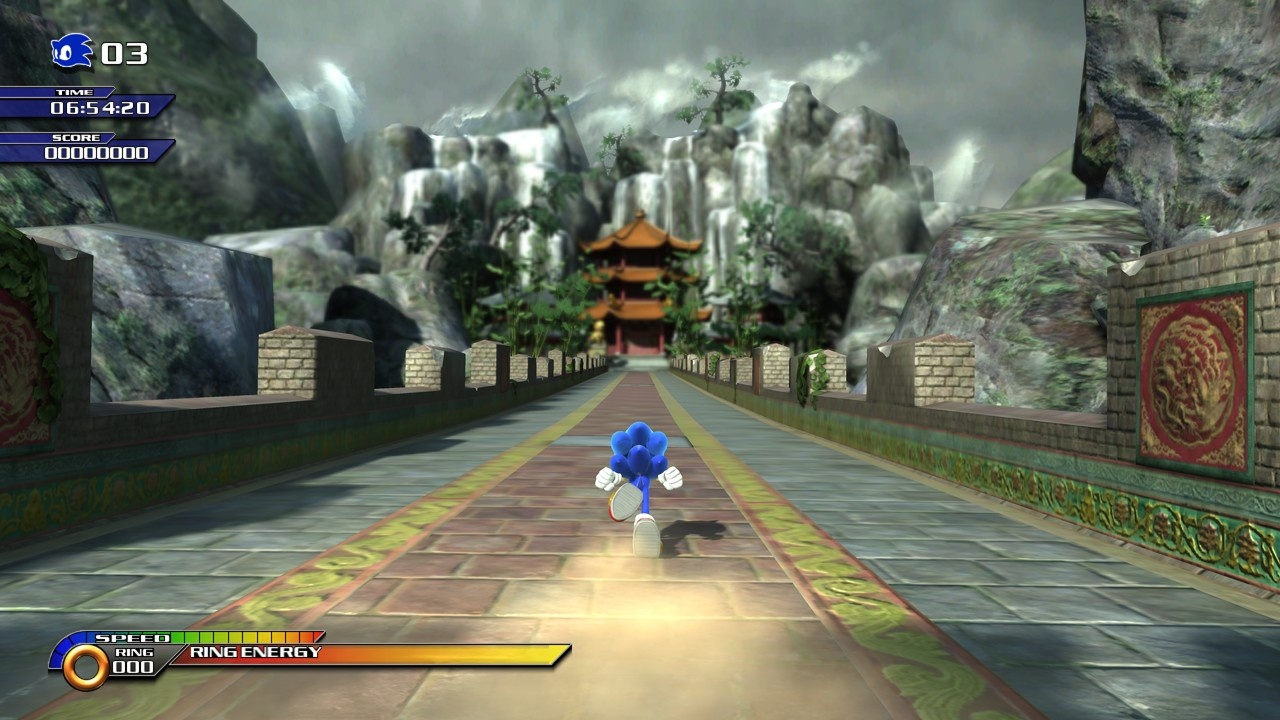 Sonic Unleashed Ps3 Iso