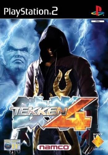 Tekken 4 (USA) ISO
