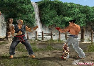 Screenshot Thumbnail / Media File 10 for Tekken 5 (USA)