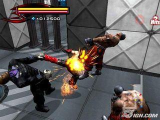 Screenshot Thumbnail / Media File 1 for Tekken 5 (USA)