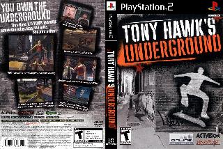 Screenshot Thumbnail / Media File 1 for Tony Hawk's Underground 2 (USA)