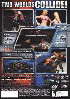 Screenshot Thumbnail / Media File 1 for WWE SmackDown! vs. Raw (USA)