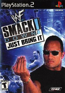 Screenshot Thumbnail / Media File 1 for WWF SmackDown! Just Bring It (USA)